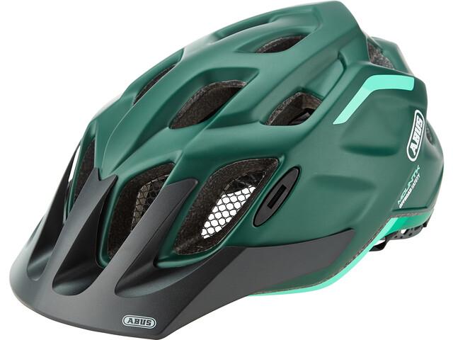 ABUS MountK MTB-Helmet smaragd green